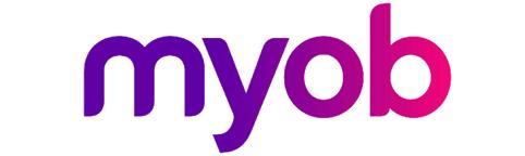 Lutz MYOB logo